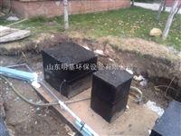 登封市医院污水处理设备现场指导