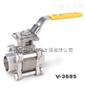 V-358S承插焊三片式全径球阀