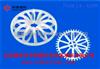 Dg25-100泰勒花环填料/PP聚丙烯花环、带刺花环填料