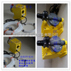 絮凝剂加药泵工作原理深圳计量泵 GM0500 APG600 CONC0223